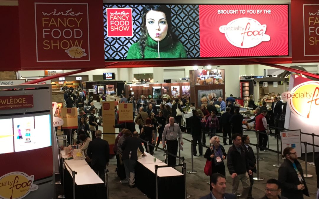 Specialty Food Association's Winter Fancy Food trade show Round-up