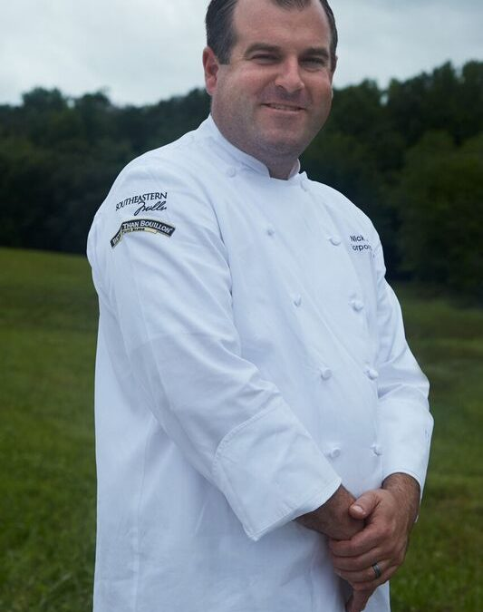 S3E29 Preview: Southeastern Mills Research Chef Nick Landry on not burning bridges – you never know when you'll go back over them