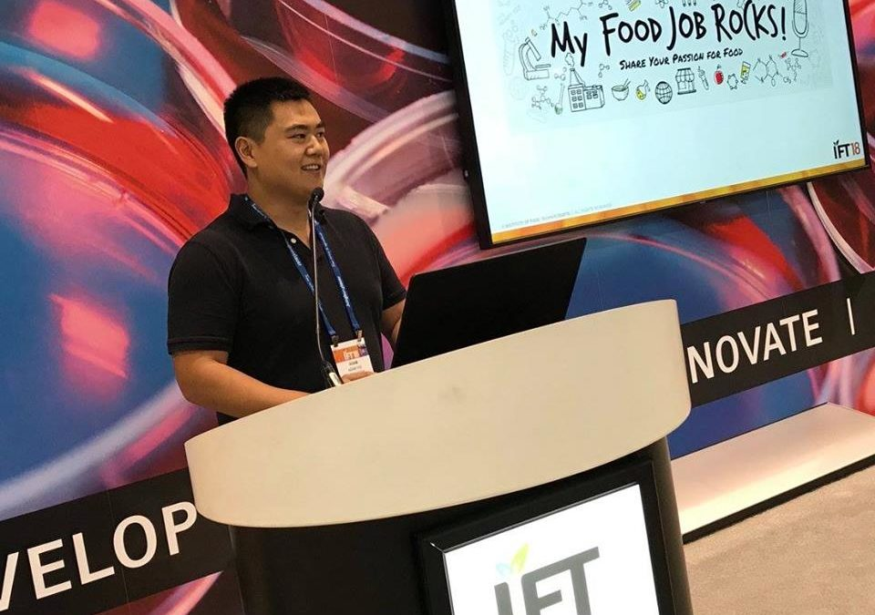 Bonus: My Food Job Rocks! Podcast founder Adam Yee celebrates 3 years podcasting