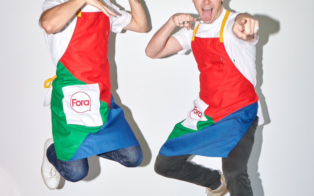 S3E35 Preview: Fora Foods starting with the end user in mind – creating a product for chefs