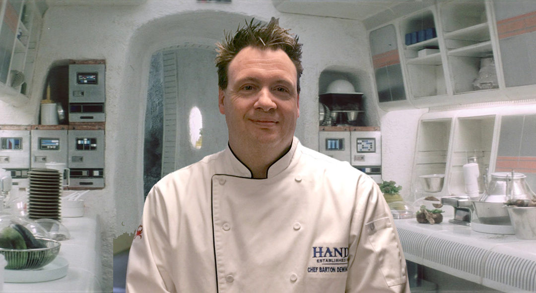 S3E30: Handy Seafood Research Chef Barton Dewing on changing careers and categories