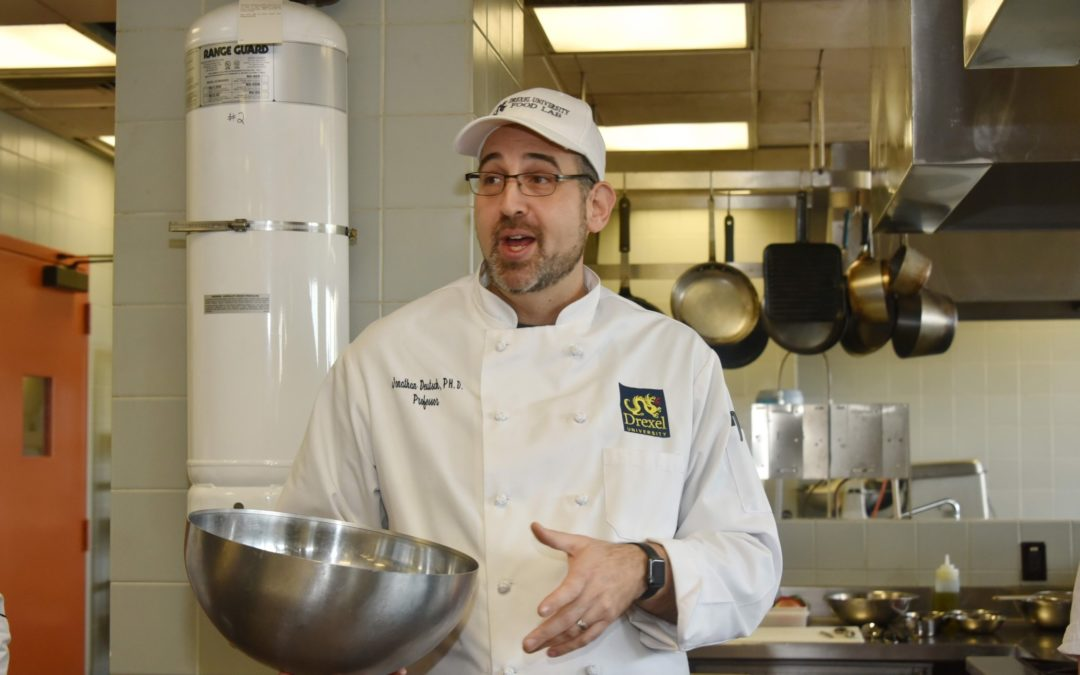 S3E37 Preview: Jonathan Deutsch on the state of culinary schools