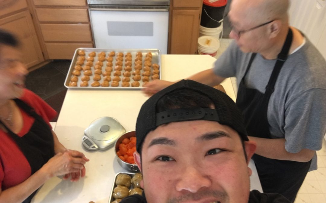 Preview: Aaron Chan's family's bakery – a documentary in the works