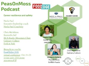 Episode 6 Career and self management with Neela Paul and Chef Chris McAdams