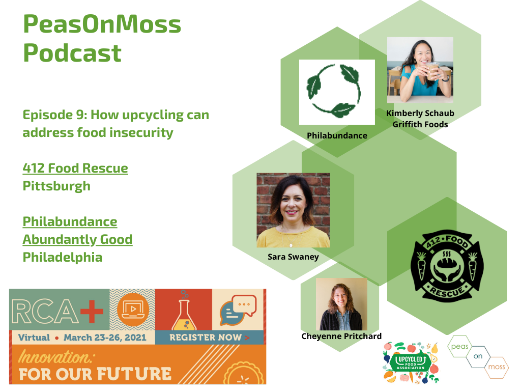 Episode 9: how upcycling can address food insecurity